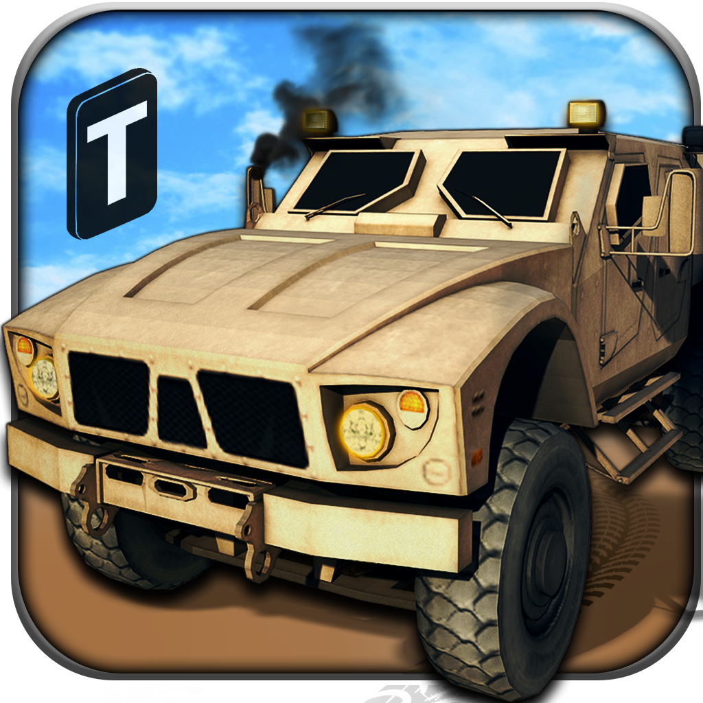 Army Trucker Parking Simulator - Top Free Military War Vehicle Simulator Game